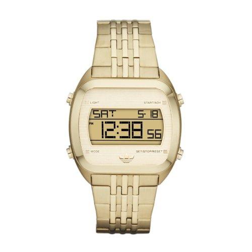 Amazon.com: Adidas ADH2735 Gold Sydney Digital Watch