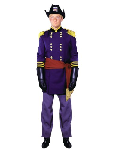 adult costumes - Union Officer Large