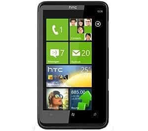 HTC HD7 Smartphone Windows Phone 7 Wifi Bluetooth Noir