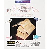 Duplex Bird Feeder Kit