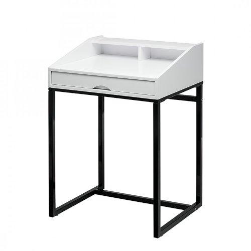 sekret r peppy mdf wei hochglanz schreibtisch. Black Bedroom Furniture Sets. Home Design Ideas