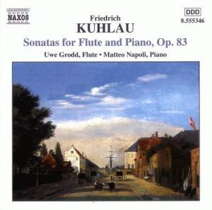 Kuhlau-Flute Sonatas, Op 83