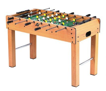 Large Wooden Table Football Game