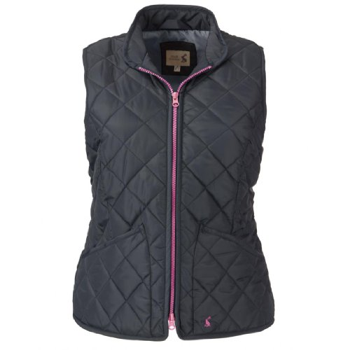 Joules ladies navy Quilted nimba size 14