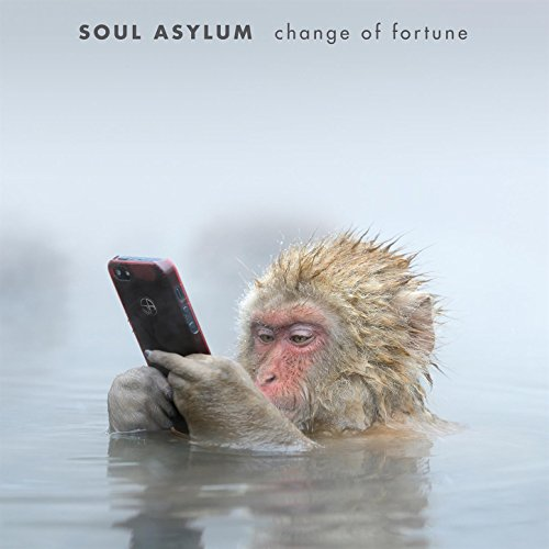 Original album cover of Change Of Fortune by Soul Asylum