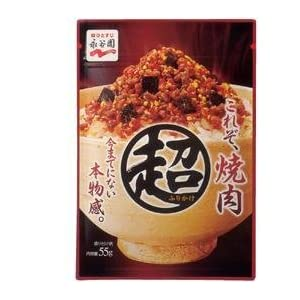 永谷園 超ふりかけ焼肉 55g