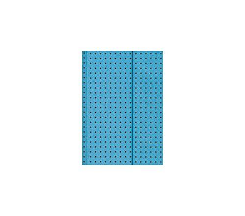2014年秋の新ブランド☆Paper-Oh(ペーパーオー)のポップなノートシリーズ☆Circulo★Blue on Grey/ A6 /横罫★OH9028-1