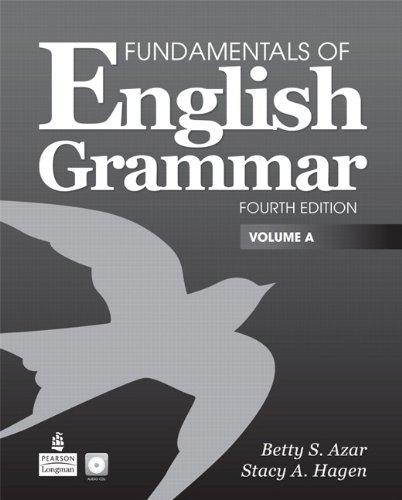 Fundamentals of English Grammar, Volume A (Book & CD)