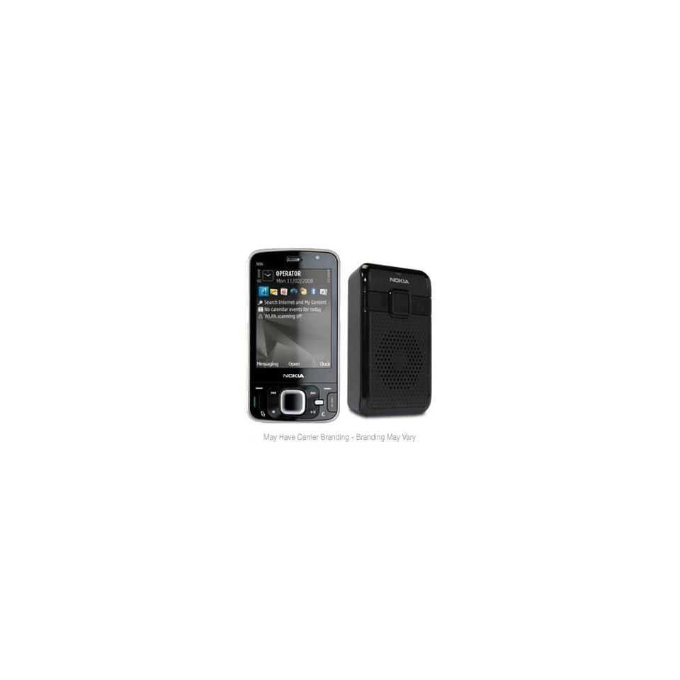 Nokia N96 Unlocked GSM Phone W/ FREE Speakerphone