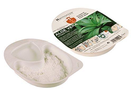 Harmonize Cura per Il Viso, Wellness Facial Mask Aloe Vera, 200 gr