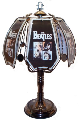 Compare Prices Beatles Pewter Touch Lamp - Grahamanny