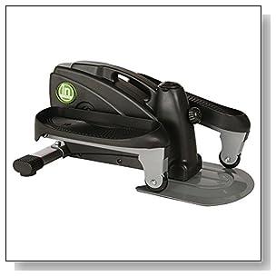 Stamina Stamina InMotion Compact Strider, Black, Steel