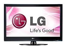 LG 37LH40 37-Inch 1080p 120 Hz LCD HDTV Gloss Black