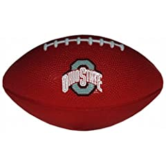 Buy NCAA Ohio State Buckeyes Football Foam with Team Logo by Game Day Outfitters