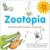 Zootopia - Enchanting Original Childrens Songs All The Family Loveby Sally Stapleton