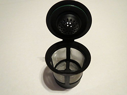 Single Reusable K-cup Coffee Filter for Keurigs B40, B45, B50, B55, B60, B65, K40, K45, K50, K55, K60, K65, B70, B71, B76, B77, B79, K70, K75, K77, K79 - 3 Pack (Keurig B70 Coffee Maker compare prices)