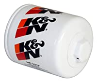 K&N HP-1017 Performance Wrench-Off Oil Filter by K&N