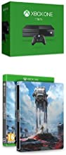 Xbox One 1TB Console with Star Wars Battlefront Steelbook (Amazon Exclusive)