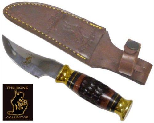 New Bone Collector Bone Handle Hunting Knife Bc792