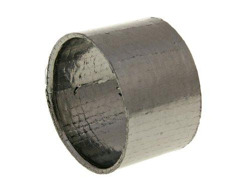 Joint de pot d'échappement 35x38x25mm graphite pour Aprilia, Suzuki, Yamaha
