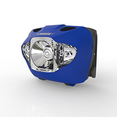 Led Headlamp Flashlight On Amazon By Think! Lifestyle Solutions Tm - Best Light For Walking Running Hiking Cycling And Camping Super Bright Light Waterproof Cold/Impact Resistant 6 Modes/5 Colours 60 Day Replacement Guarantee!