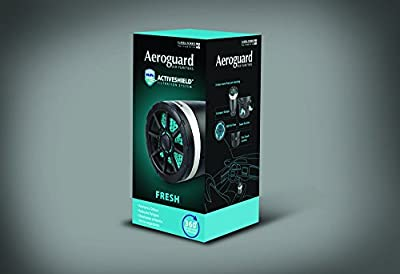 Aeroguard Fresh Car Air Purifier(Black)