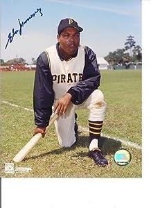 Autographed Elvio Jimenez Photo - Pittsburgh Pirates 8x10 W coa - Autographed MLB... by Sports+Memorabilia