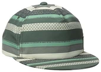 Volcom Big Boys' Skunk Snap Back Hat, Jungle Green, One Size