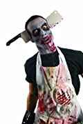 Rubie's Costume Zombie Shop Cleaver Through Head