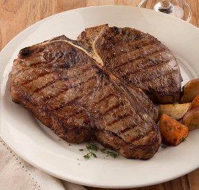Beef Porterhouse Steak Gift Box By Rastelli Direct