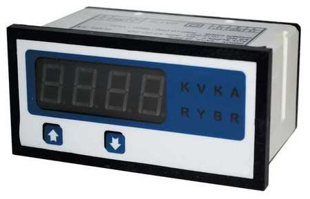 AC Voltage Digital Panel Meter Digital Panel Meter,AC Voltage,0-200 VA