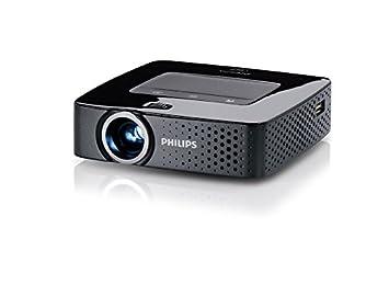 Philips Pico Ppx3614  Vidéoprojecteur (DLP, WWGA, 140 ANSI lumens)
