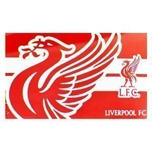 Liverpool FC Horizon Body Flag from Official Football Merchandise
