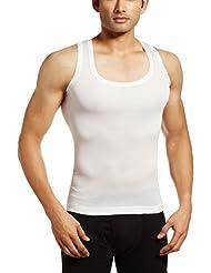 Rupa Frontline Men's Cotton Vest - B00JZLMJ18