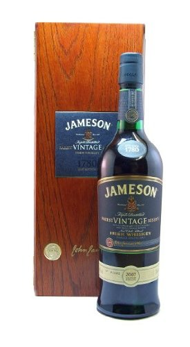 Jamesons Rarest Vintage Reserve 2007 46% 70cl