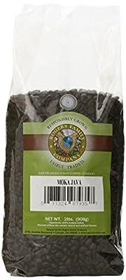 Rogers Family Company Whole Bean Coffee, Moka Java, 32 Ounce