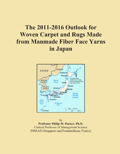 The 2011-2016 Outlook for Woven Carpet and Rugs Made from Manmade Fiber Face Yarns in Japan