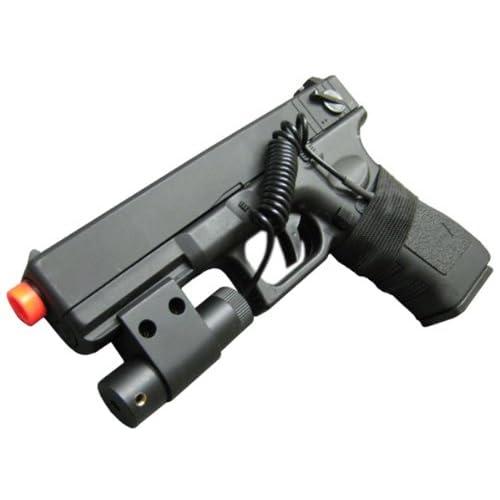 Cyma cm030 w red laser electric auto semi auto aep metal