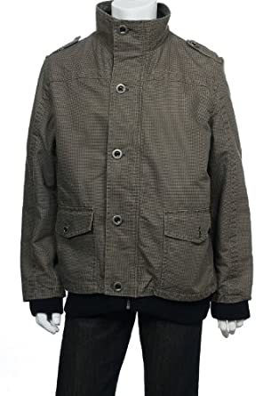 Buy Columbia Sportswear Company Lighn brown with dark brown Houndstooth LS Jacket by Columbia