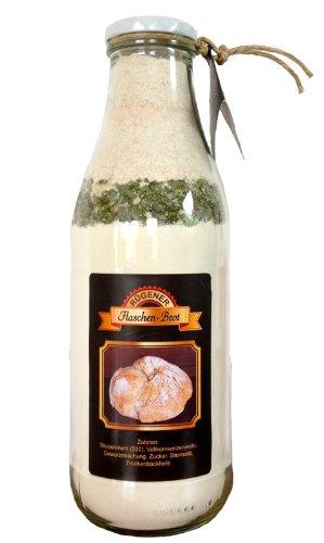 Rügener Flaschenbrot - Kräuter, Brotbackmischung mit Kräutern