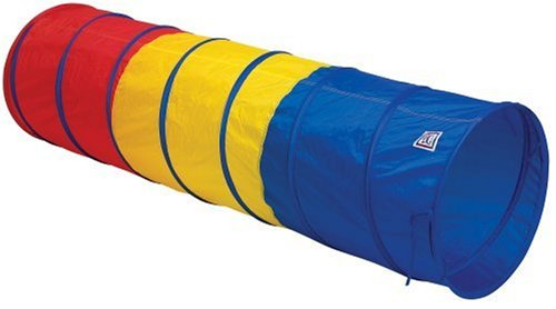Pacific Play Tents Find Me Multi Color 6' Tunnel Picture