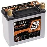 Braille Battery B2015 Lightweight Racing Battery