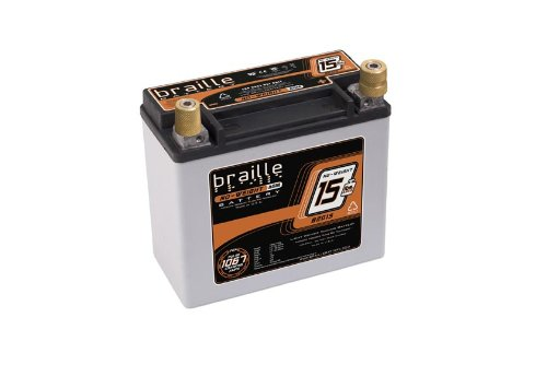 Braille Battery B2015 Lightweight Racing Battery