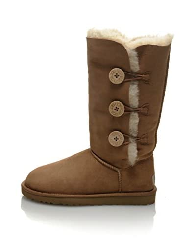 Ugg Stivale Bailey Button [Chestnut]