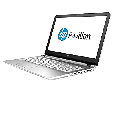 HP Pavilion Notebook - 15-ab540tx (i5-6200U/8 GB/1 TB HDD/Windows 10/4 GB Nvidia/HP Backpack/Laptop Pouch/Optical...