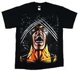 ウルヴァリンTシャツ Wolverine Screaming 正規ライセンスアメリカTシャツ アメコミ マーベルMarvel
