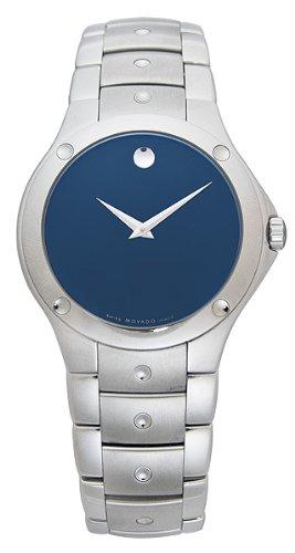 Movado Men's 605790 SE Stainless-Steel Men's Watch