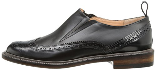 pictures of Robert Clergerie Women's Egon Oxford,Black,39 EU/8.5 B US