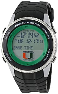 NCAA Mens COL-SW-MIA Schedule Series Miami Hurricanes Watch by Game Time