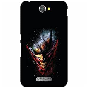 Sony Xperia E4 Back Cover - Devil Designer Cases